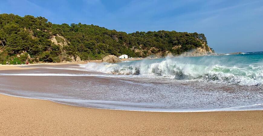 Пляж Кала Канельяс