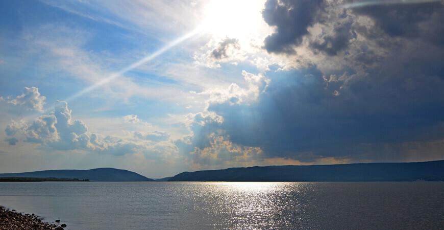 Озеро Нугуш