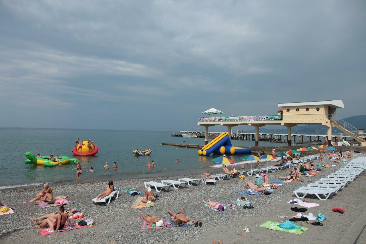 нашем адлер курортный городок пляжи фото огурцы растут сочными