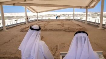 В ОАЭ открыли для туристов самую древнюю христианскую церковь