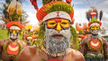 Папуа-Новая Гвинея ввела электронные визы для россиян