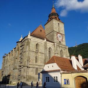 Прогулка по средневековому Брашову