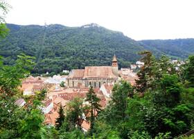 Последние штрихи к средневековому Брашову