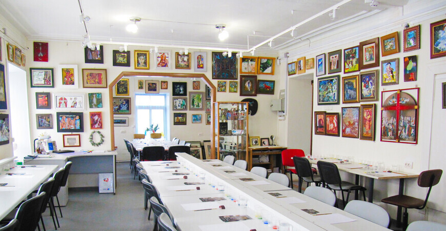 Музей эмальерного искусства «Эмалис»