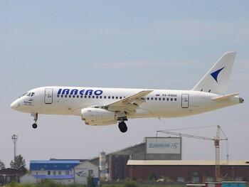 ИрАэро начала летать из Екатеринбурга в Баку