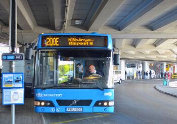 Транспорт в Будапеште