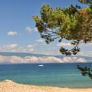 Сарайский пляж острова Ольхон