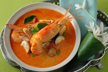 Тайский суп Том Ям могут внести в список мирового наследия ЮНЕСКО