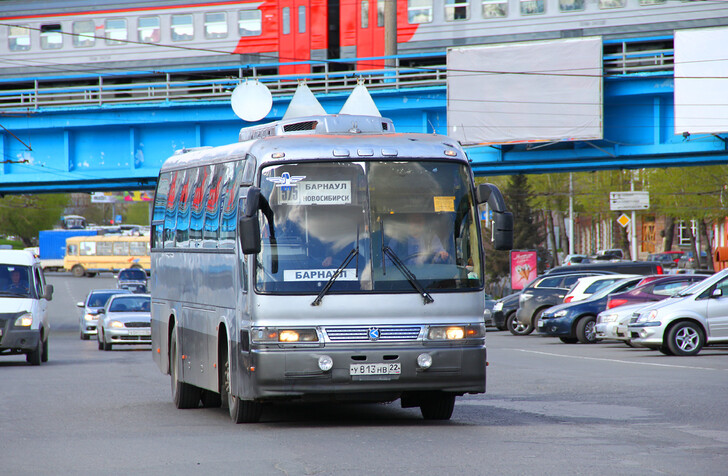 Как добраться из Барнаула до Черепаново