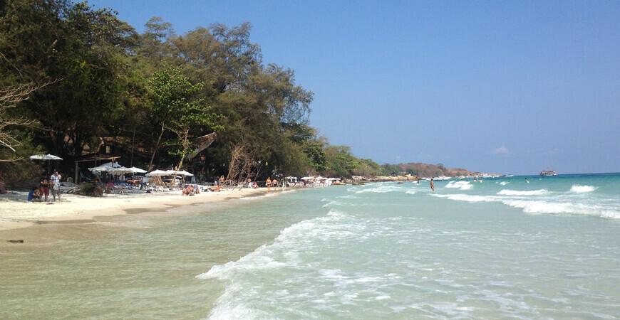 Пляж Сай Кео на Ко Самет