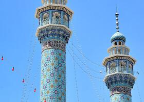 Минареты, всю поездку я искал возможность забраться наверх, НО, в Иране на минареты   туристам забираться никак нельзя