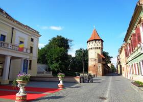 Самостоятельно в Сибиу — столицу Трансильвании