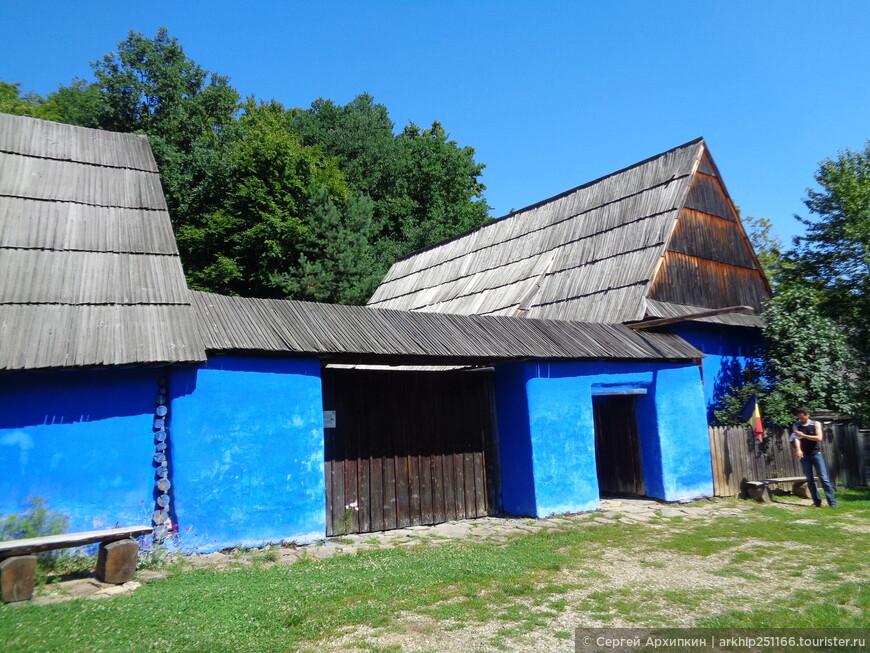 Продолжаем осматривать один из лучших этнографических музеев Европы - музей под открытым небом АСТРА
