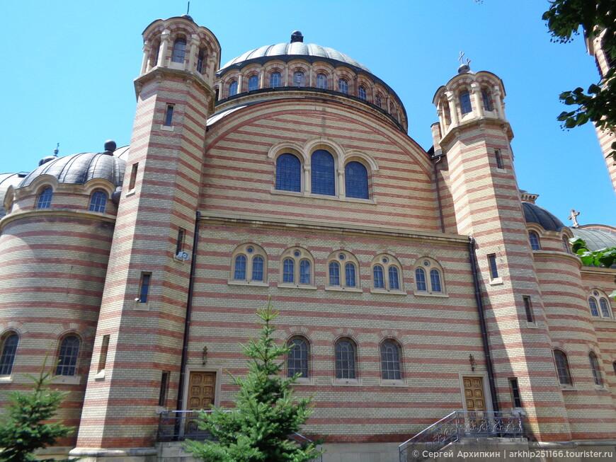 Кафедральный православный собор Святой Троицы