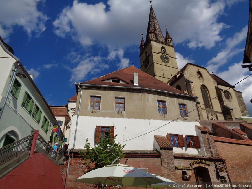 Кафедральный собор Сибиу