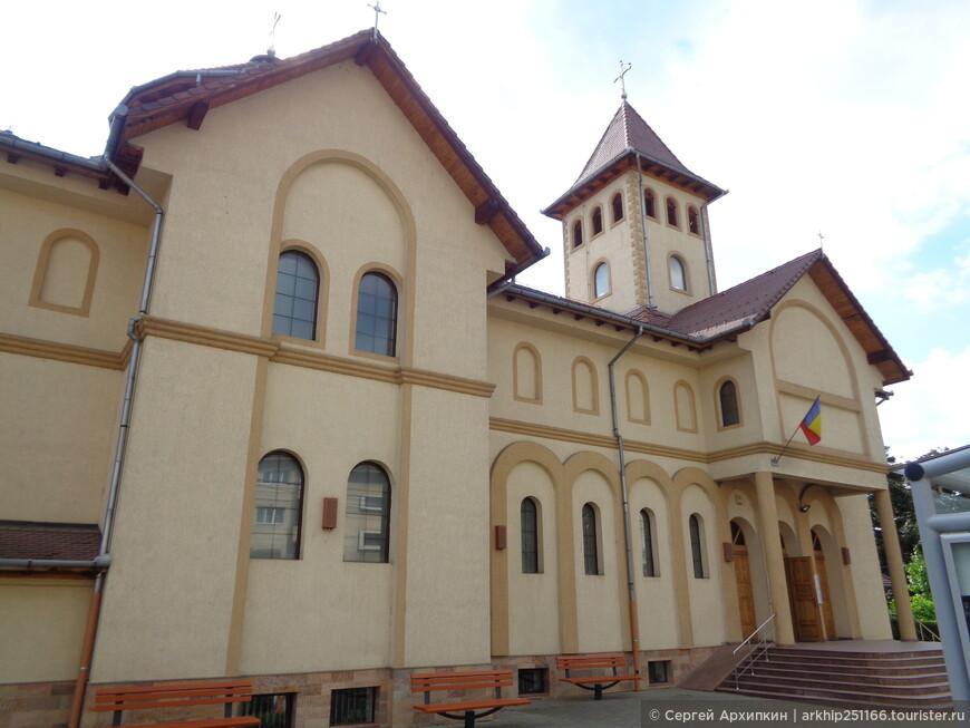 Православный собор в Сибиу
