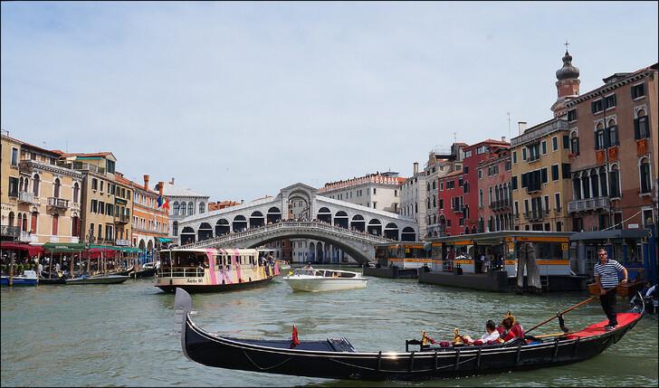 Как добраться из Вероны в Венецию