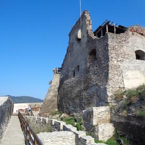 Дева и ее средневековый замок