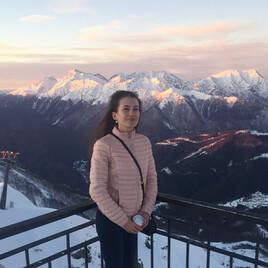 Турист Елена Бармина (Elena)