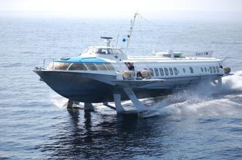 Из Сочи в Батуми можно будет добраться по морю