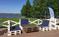 Пляж базы «Круглое озеро»