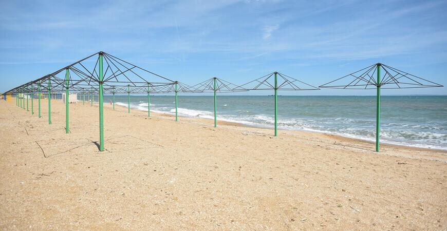 Городской пляж Керчи «SunDali»
