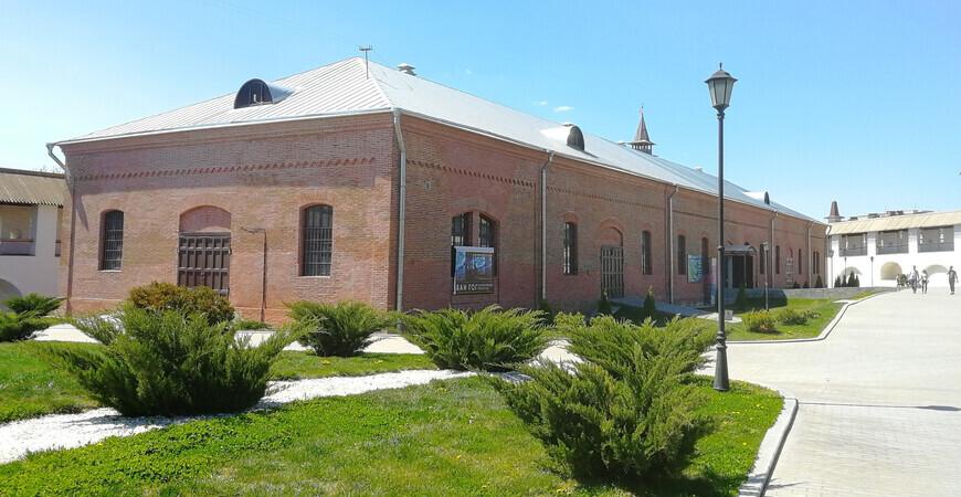 Музейно-выставочный комплекс «Цейхгауз» в Астрахани
