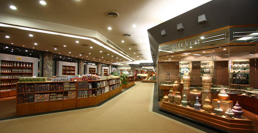 Ювелирная фабрика Gems Gallery на Пхукете