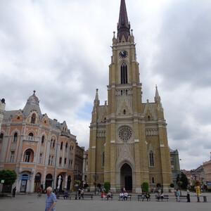 Самостоятельно в Нови-Сад из Белграда