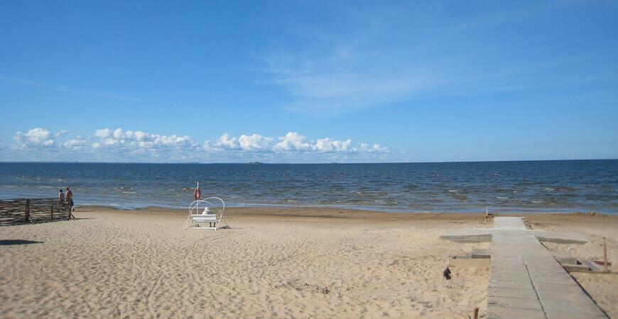 Нудистский пляж Дюны