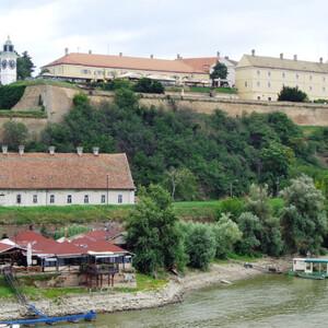 Крепость Петроварадин и Нови-Сад