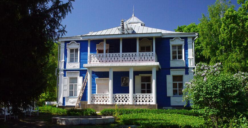Музей-усадьба Рахманинова «Ивановка»