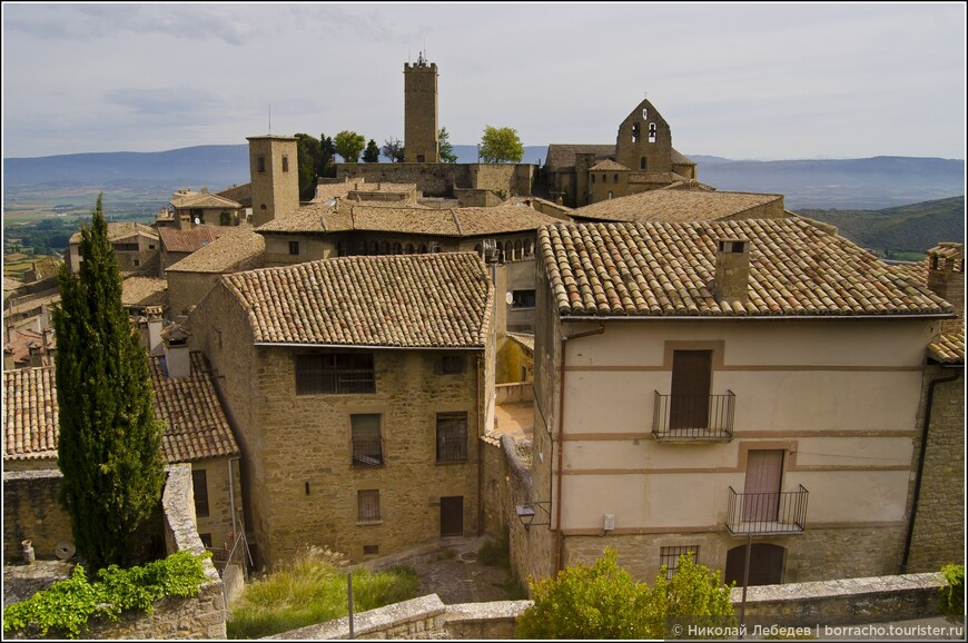 Сос дель Рей Католико - средневековый городок, где родился Фердинанд Арагонский.