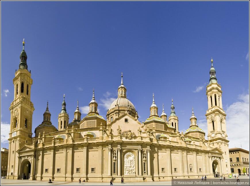 Ну и Сарагоса - главный город в Арагоне, сокровищница исторических и культурных достопримечательностей региона.