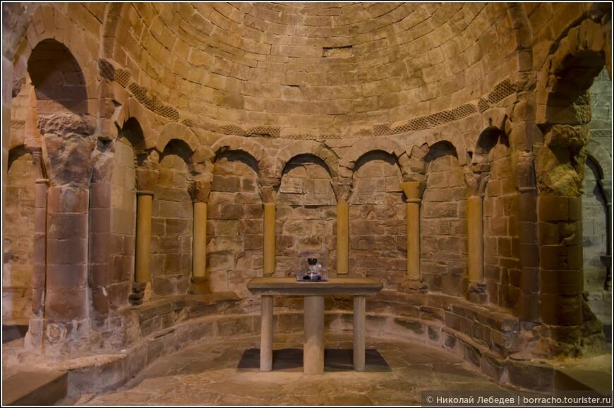 Копия Святого Грааля, находящегося в Валенсии.