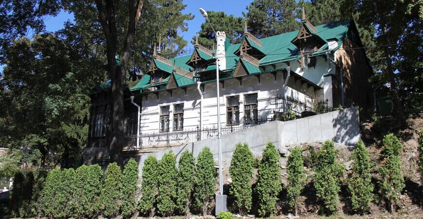Музей «Дача Шаляпина» в Кисловодске