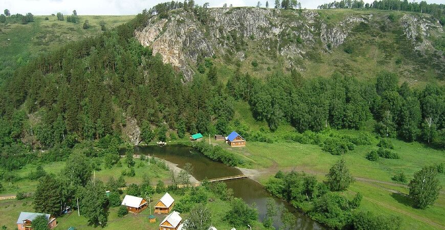 Природный парк «Мурадымовское ущелье»