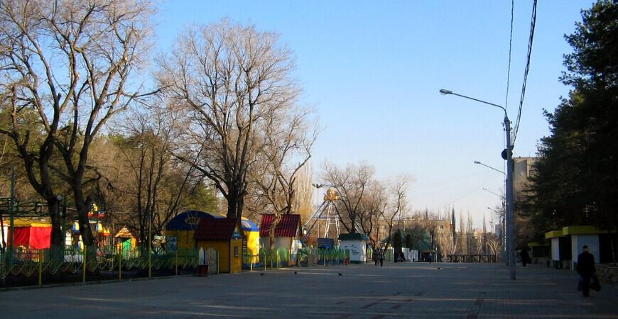 Парк «Танаис» в Воронеже
