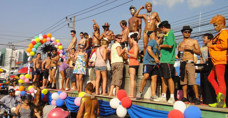 Гей-парад на Пхукете (Phuket Gay Pride)