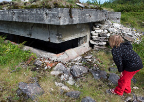 Военные тайны северной Норвегии