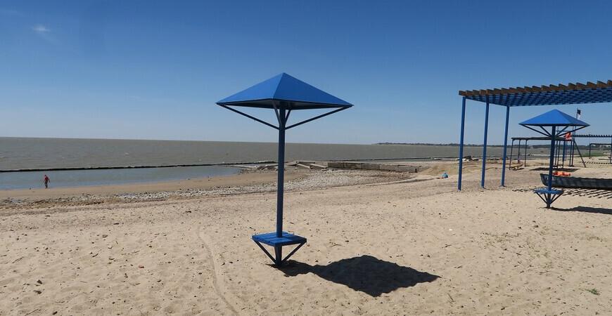 Елисеевский пляж