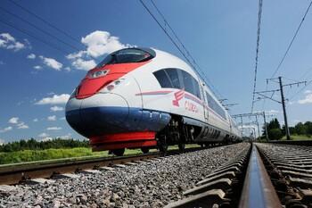 Железнодорожное движение нарушено на линии Москва – Петербург