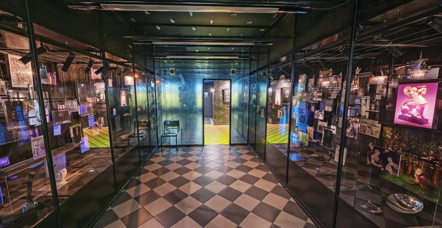 Музей сновидений Зигмунда Фрейда в Санкт-Петербурге