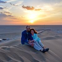 Песок и соль Варзане, а также Язд, где жил Алладин