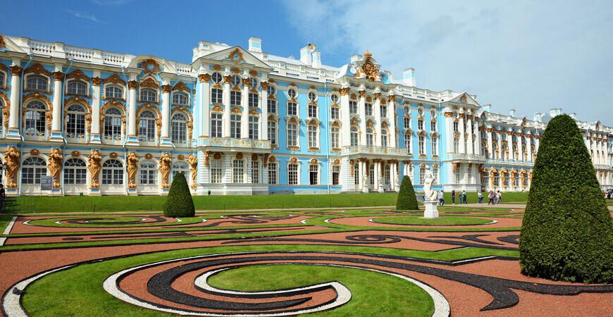 Государственный музей-заповедник «Царское село» (Пушкин)
