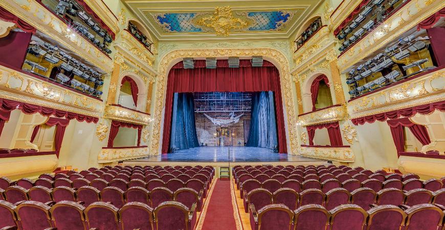 Грузинский театр имени Шоты Руставели