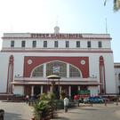 Центральный ж/д вокзал Мумбаи