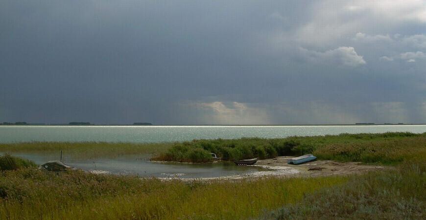 Озеро Чаны