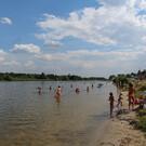 Чертовицкий пляж в Воронеже
