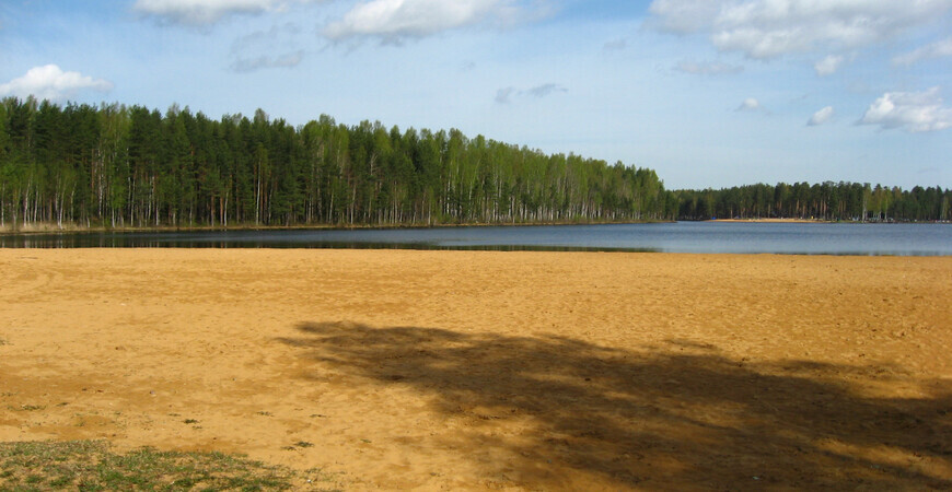 Коркинский пляж